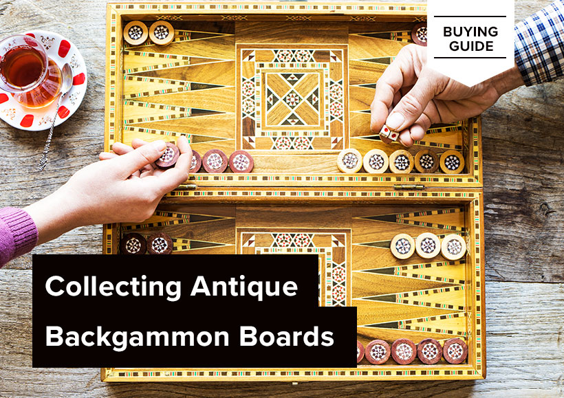 Collecting Antique Backgammon Boards