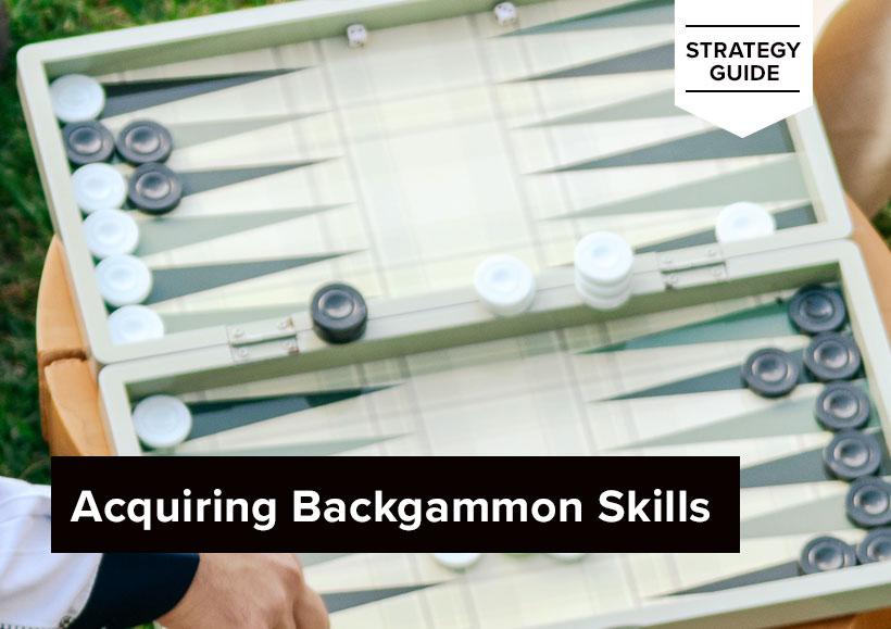 Acquiring Backgammon Skills