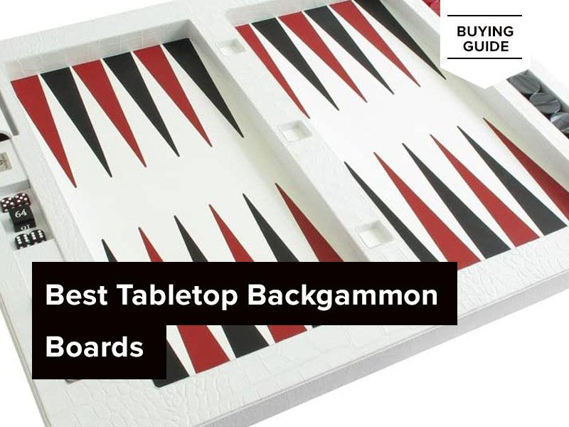 Best-Tabletop-Backgammon-Boards